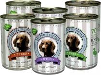 Probierkorb Hundefutter Menüs 6 x 400 Gramm Dosen